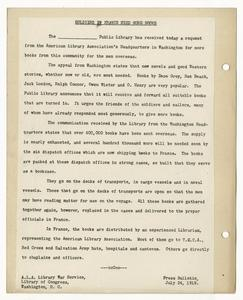 Page 29 - A.L.A. camp library work