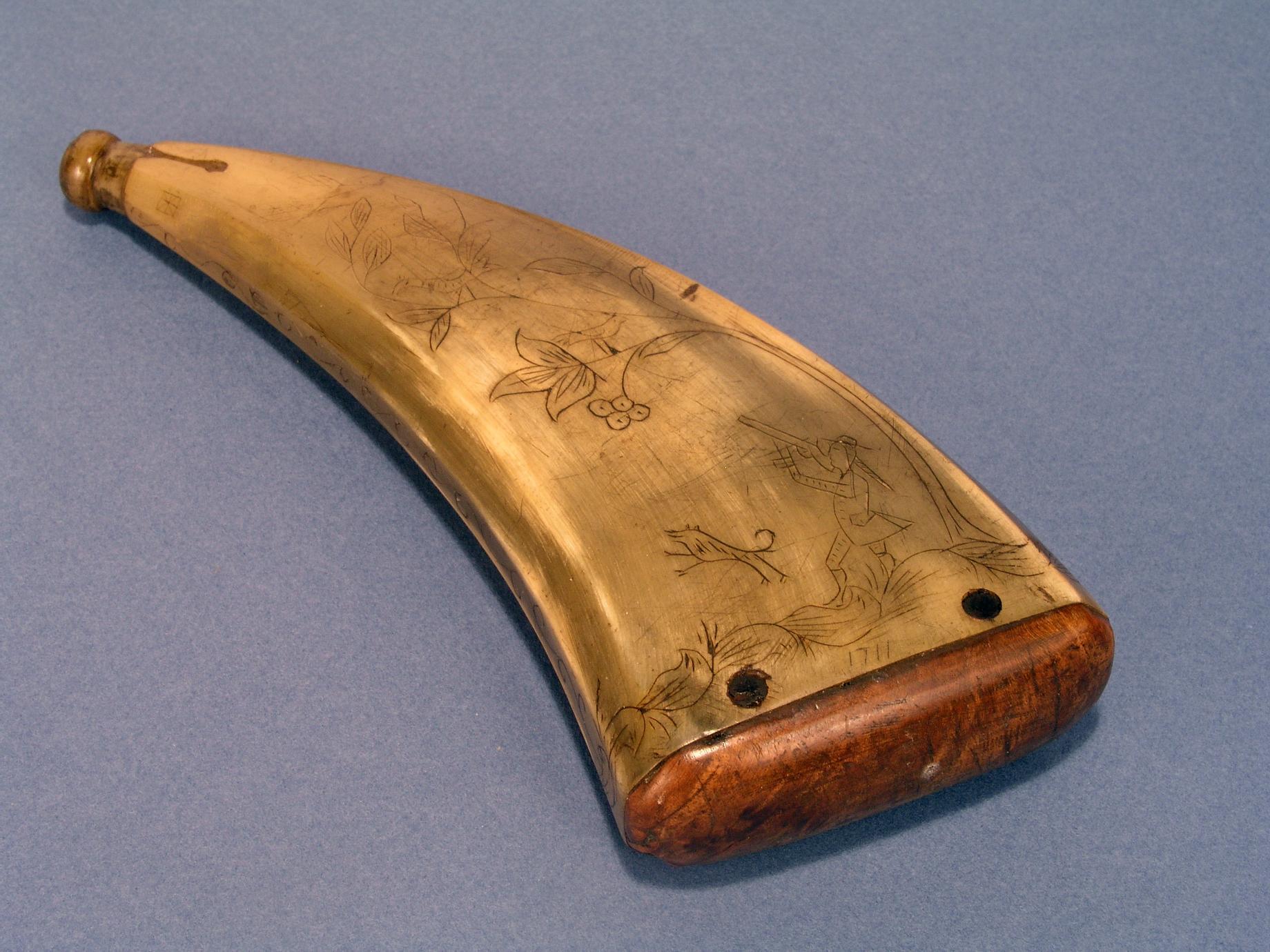 Powder Horn (1 of 2)