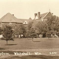 County Asylum. Whitehall, Wisconsin