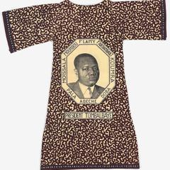 President Tombalbaye dress