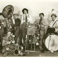 """Stan Fritts and his """"Korn Kobblers"""""""