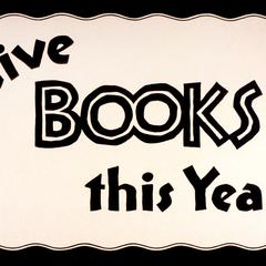 Give books this year