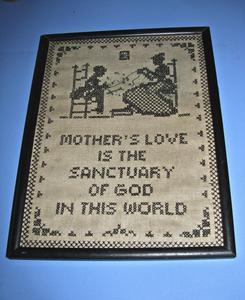 """Sanctuary of God"" sampler"