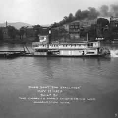 Tom Stallings (Towboat, Snagboat, 1929-1954)