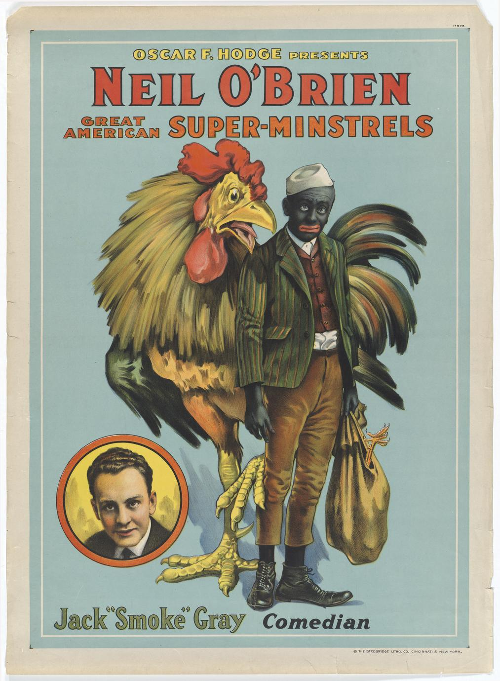 Neil O'Brien and the Great American Super-Minstrels
