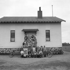 Riverview School-Town of Texas, Marathon County, WI
