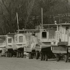 Unidentified Houseboat