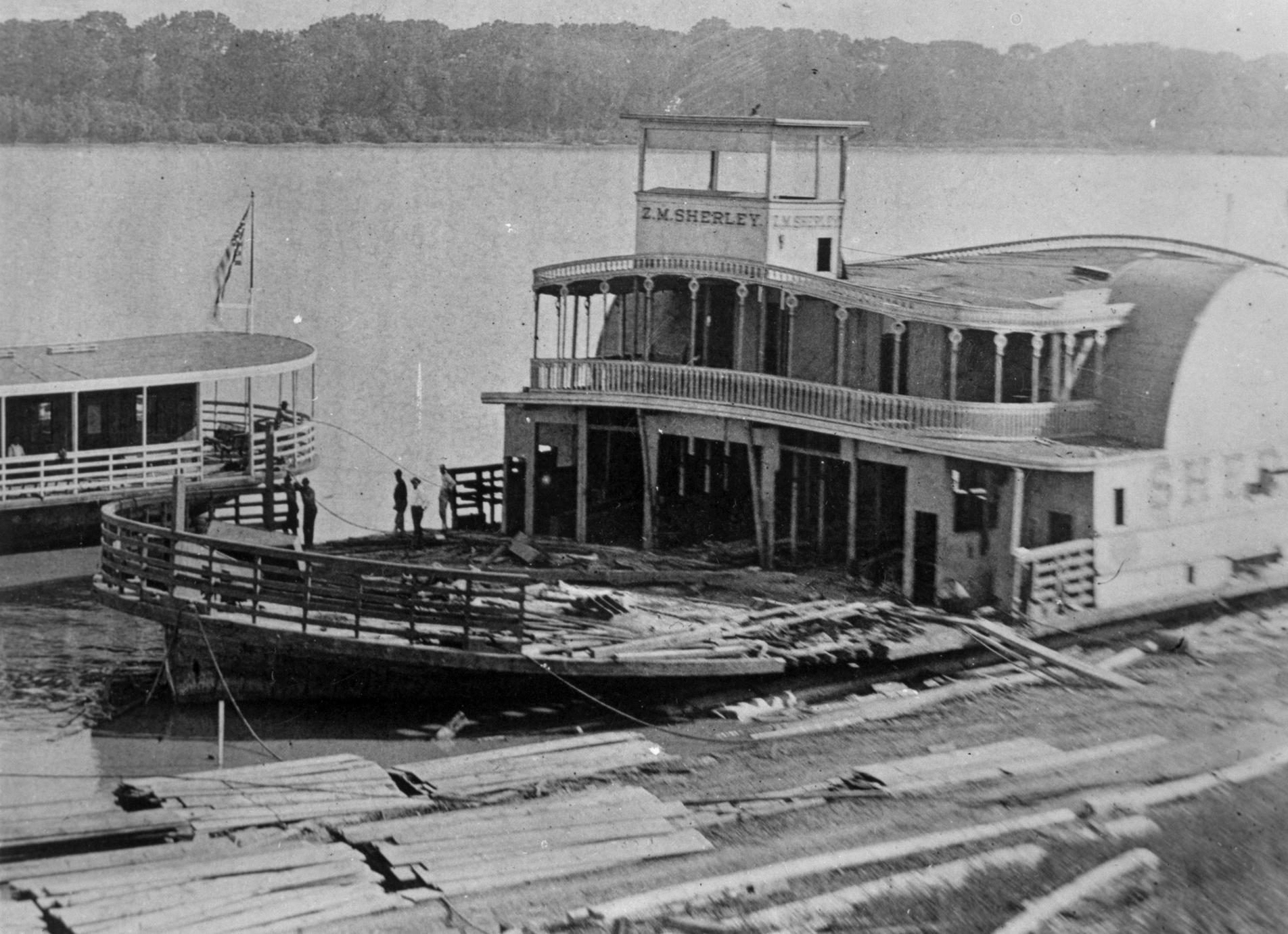 Z.M. Sherley (Ferry, 1873-?)