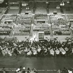 Senior High School Festival Chorus (1963)