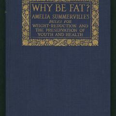 Why be fat?