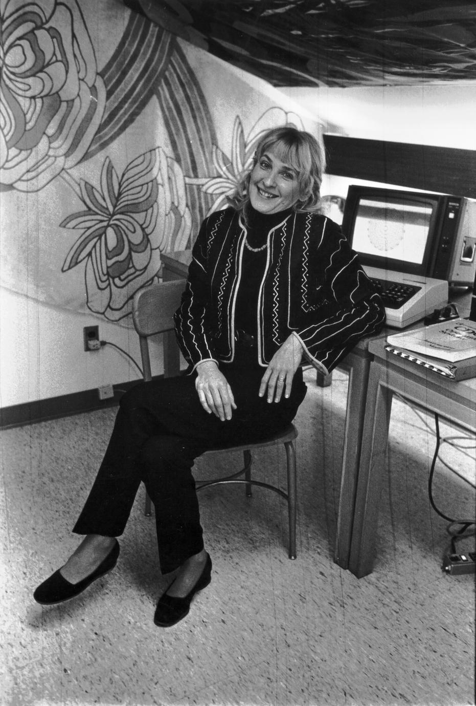 Patricia Mansfield
