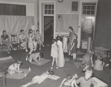 Summer Nursery School