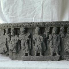 NG004, Buddhas, Bodhisattva, and Attendants