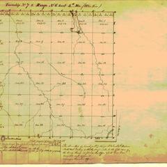 [Public Land Survey System map: Wisconsin Township 07 North, Range 06 East]