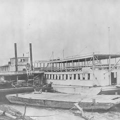 A.J. Whitney (Towboat/Packet, 1880-1905)