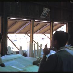 Xayabury : ground views--Thai engineer