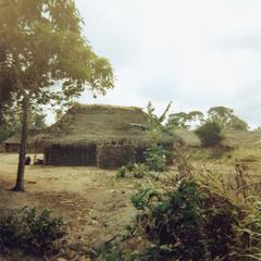 House at Ngongo Sengele