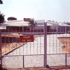 Elite Housing (Black and White) in Woodlands Suburb of Lusaka