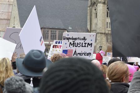 Unapologetically Muslim American