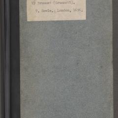 Sanguis naturae, or, A manifest declaration of the sanguine and solar congealed liquor of nature