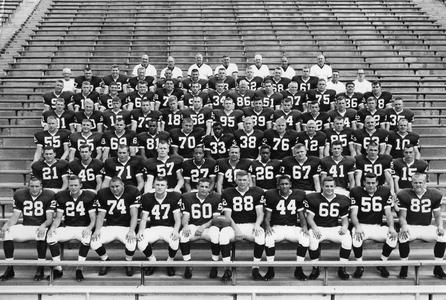 1962 football team, Big 10 Champs