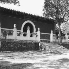 Badachu (Eight Grand Sites) 八大處 : Chang'an Si (Eternal Peace Temple) 長安寺.