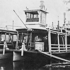 Lorene (Packet/Towboat/Excursion boat), 1905-1911)