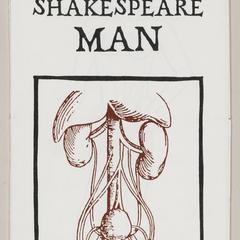 Anatomy of a Shakespeare man : peculiar words for parts of the body / Anatomy of a Shakespeare woman : peculiar words for parts of the body