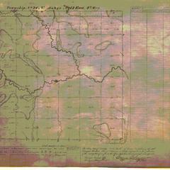 [Public Land Survey System map: Wisconsin Township 26 North, Range 13 East]
