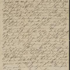 [Letter from Julie Sternberger to her brother, Jakob Sternberger, January 7, 1858]