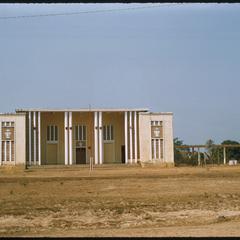 Lao parliament building