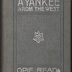 A Yankee from the West : a novel