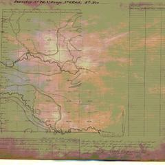 [Public Land Survey System map: Wisconsin Township 26 North, Range 06 East]