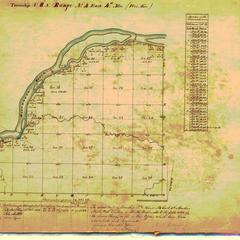 [Public Land Survey System map: Wisconsin Township 08 North, Range 04 East]
