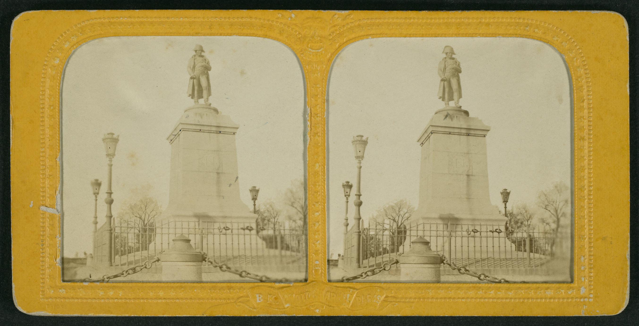Statue de Napoléon Ier, Courbevoie, Paris (1 of 4)