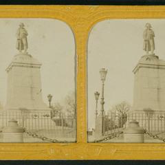 Statue de Napoléon Ier, Courbevoie, Paris