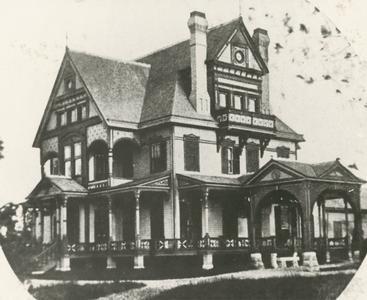 Elisha D. Smith home