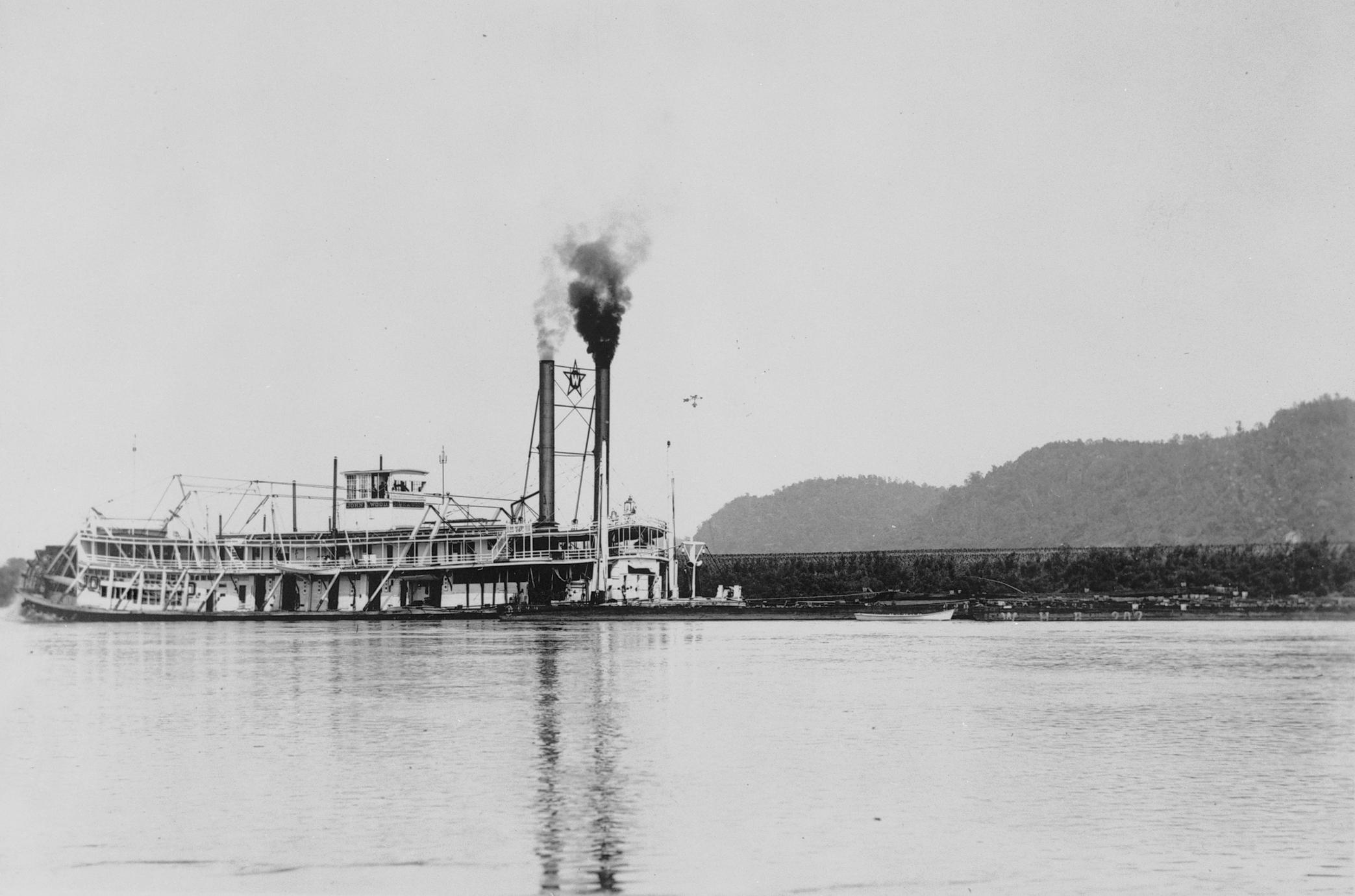 John W. Wood (Towboat)