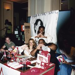 Delta Sigma Theta at 2002 MCOR