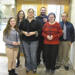 Melissa Kelly, Alley Ballmer, lindsey Shuler, Phi Theta Kappa Induction, Janesville, 2014