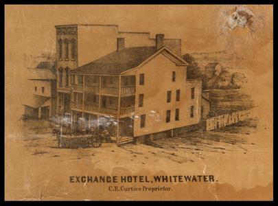 Exchange Hotel, Whitewater