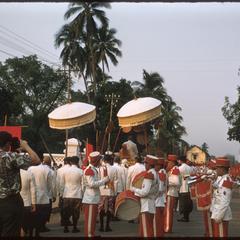 Royal fanfare band