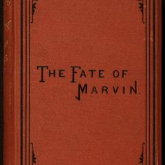 The fate of Marvin and other poems
