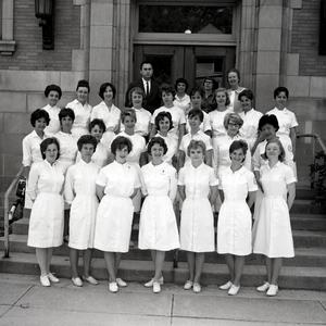 Occupational therapy class of 1964