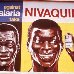 Advertisement for Malaria Remedy