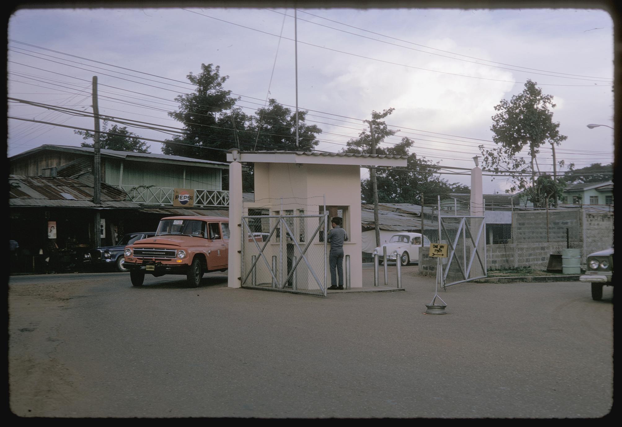 USAID gates