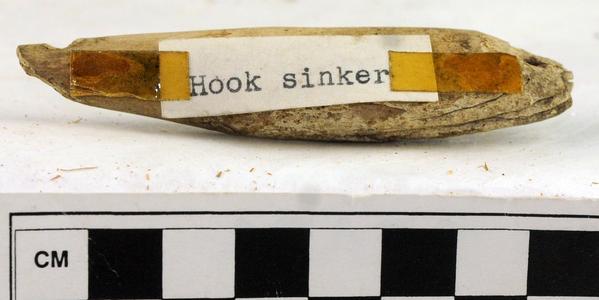 Hook sinker