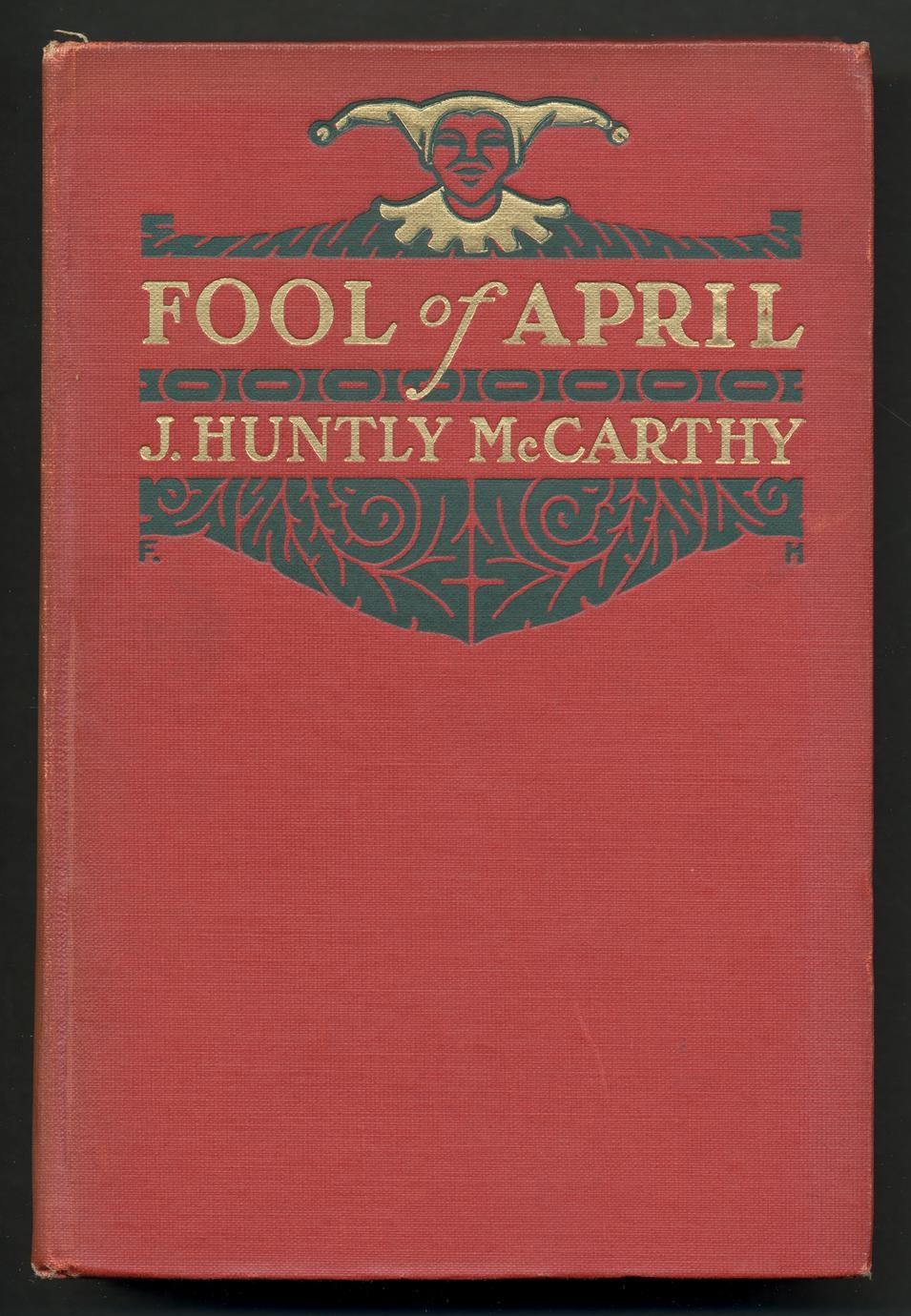 Fool of April (1 of 3)