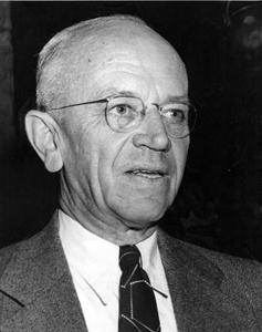 Aldo Leopold at testimonial dinner
