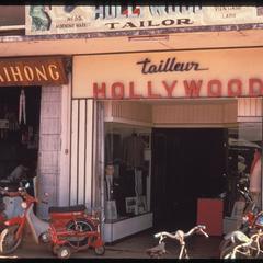 Morning Market: tailors